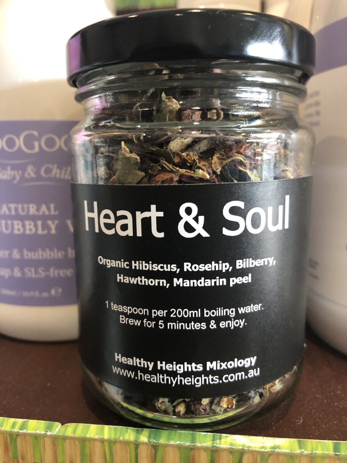 Mixology Heart & Soul 90g
