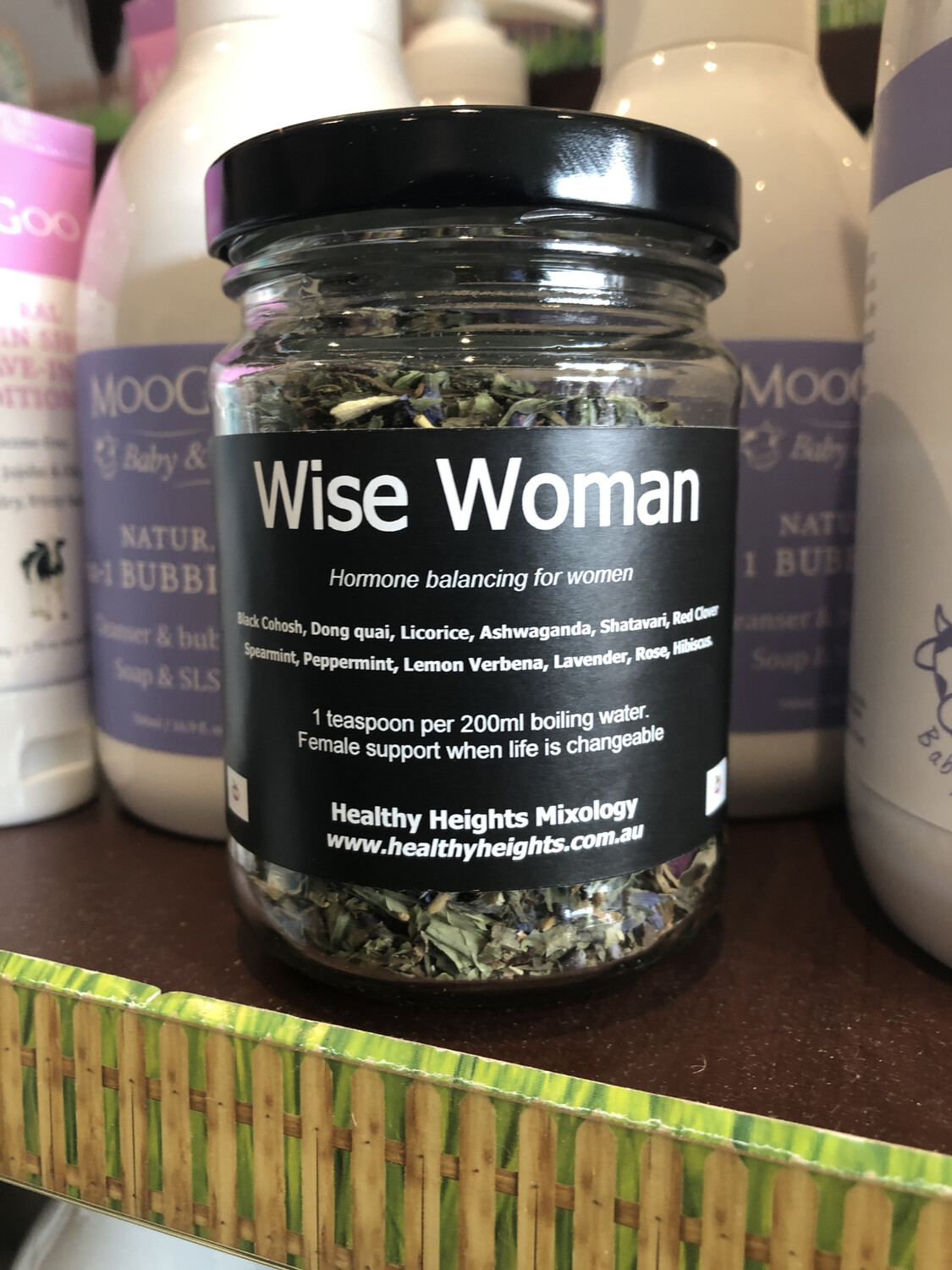 Mixology Wise Woman 50g