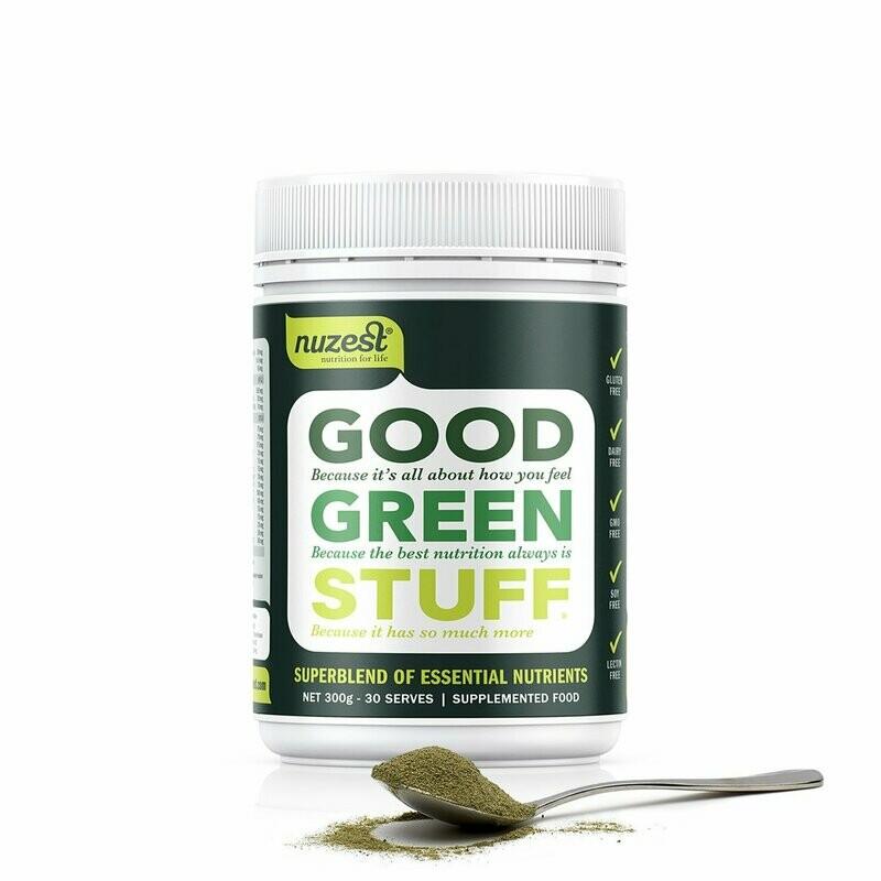 Nuzest Good Green Stuff -  300g