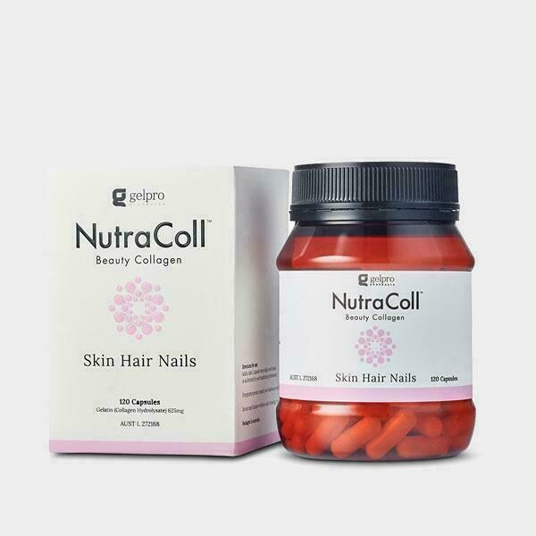 NutraColl Beauty Collagen 120 Capsules
