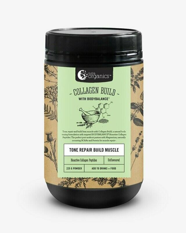 Nutra Organics Collagen Build 225g