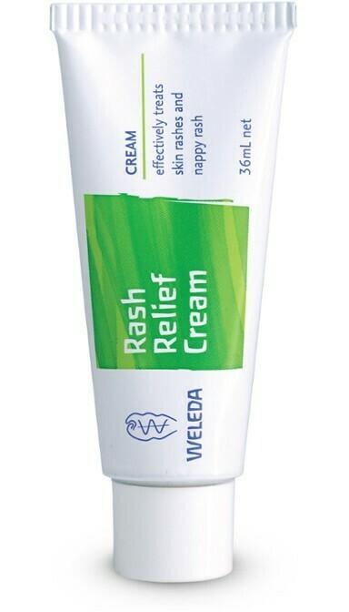 Weleda Rash Relief Cream 36ml
