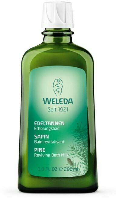 Weleda Reviving Bath Milk 200ml
