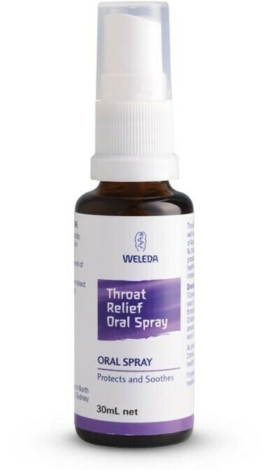 Weleda Throat Relief Oral Spray