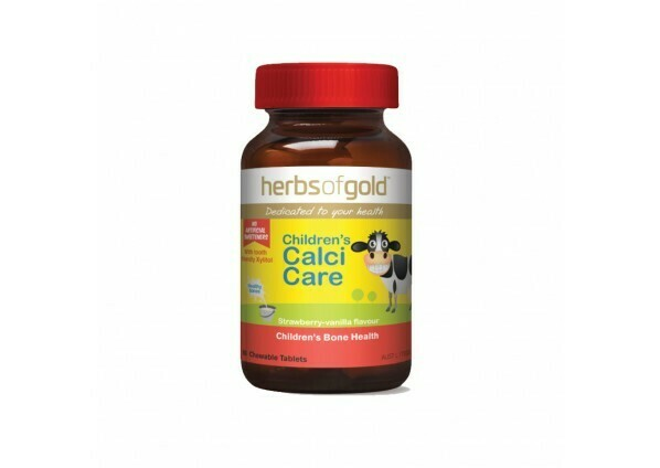 Herbs of Gold Children's Calci Care - 50 tablets