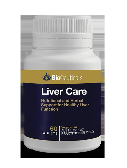BioCeuticals Liver Care - 60 Tablets