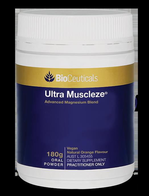 BioCeuticals Ultra Muscleze - 180g