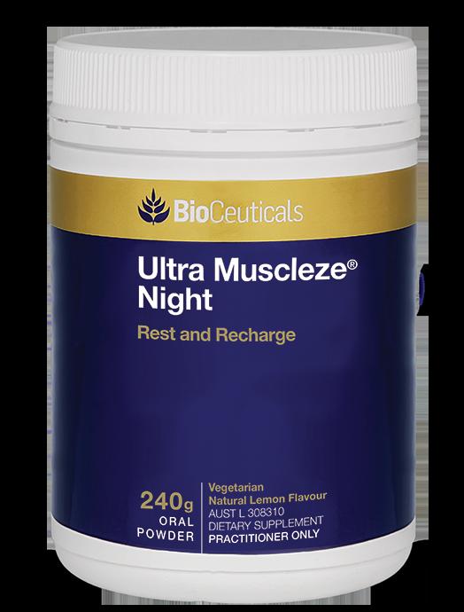 BioCeuticals Ultra Muscleze Night - 240g