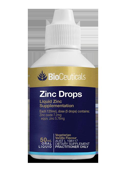 BioCeuticals Zinc Drops - 50ml