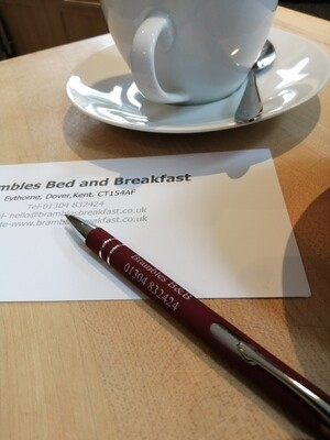 Brambles B&B pen