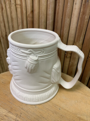 Paint Your Own Pottery - Ceramic   Golf Bag Mug Painting Kit