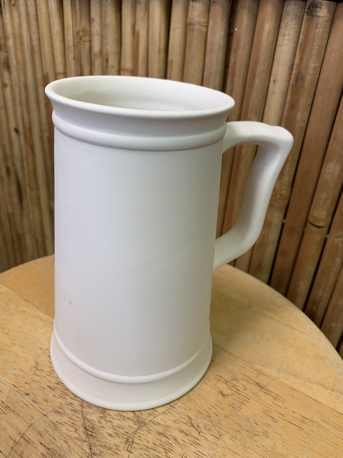 Paint Your Own Pottery - Ceramic   Stein Mug Painting Kit