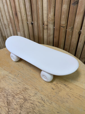 Paint Your Own Pottery - Ceramic  Skateboard Painting Kit