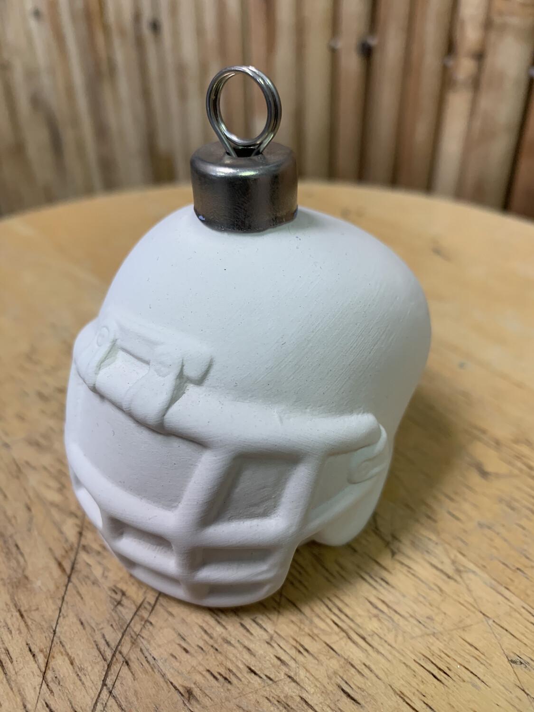 Paint Your Own Pottery - Ceramic   Mini Football Helmet Painting Kit