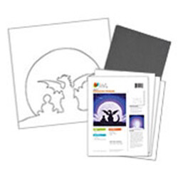 Dragon Friend Acrylic Paint On Canvas Kit