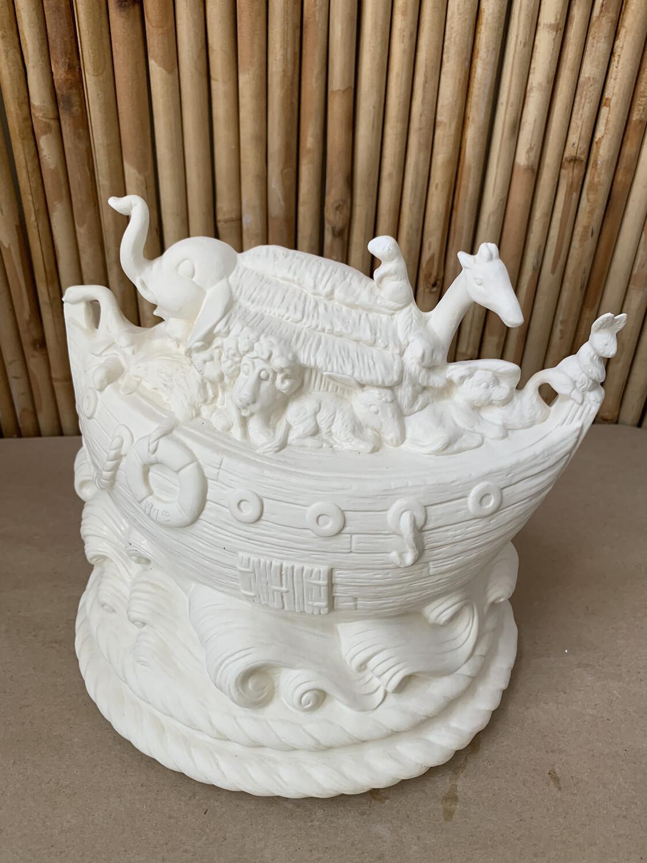 Ceramic Noah's Ark Acrylic Painting Kit