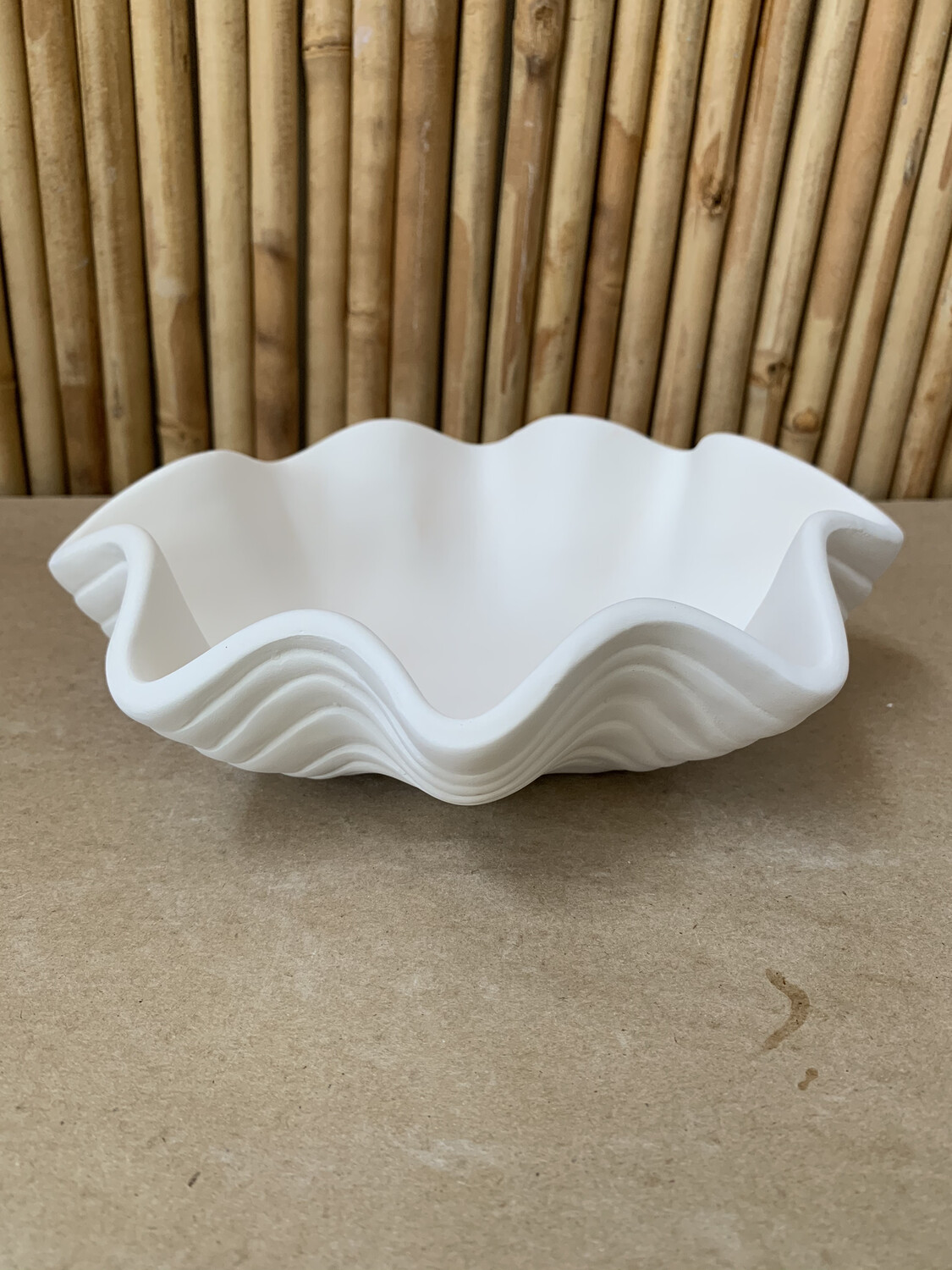 BRING BACK TO FIRE Ceramic Clam Bowl Painting Kit