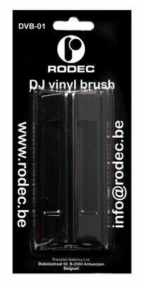 Rodec DVB-01 DJ Vinyl Brush