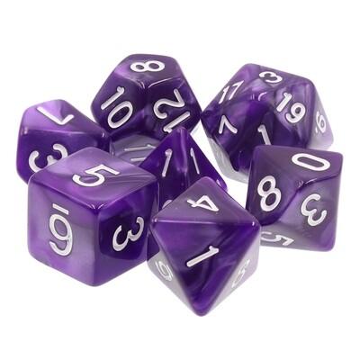 7 Die Set: Lavender