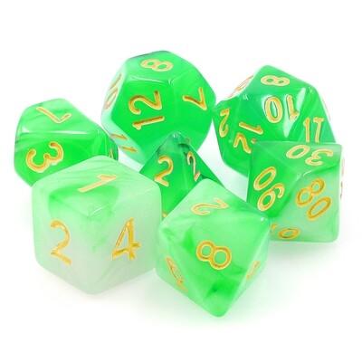 7 Die Set: Alabaster Green