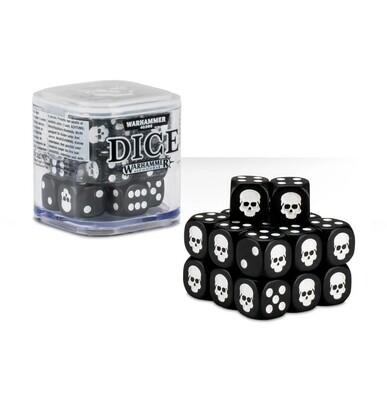 Citadel Dice Cube: Black