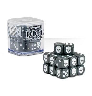 Citadel Dice Cube: Grey