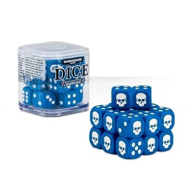 Citadel Dice Cube: Blue