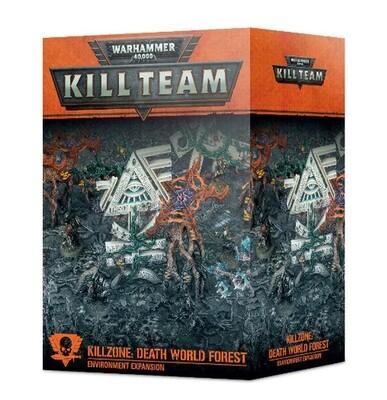 Killteam: Killzone: Death World Forest