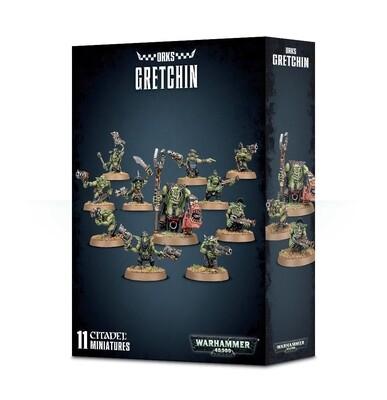 Ork Gretchin