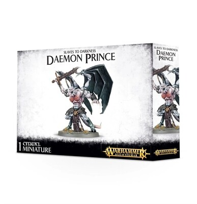 Slaves To Darkness Daemon Prince
