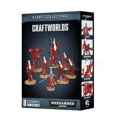 Start Collecting: Craftworlds