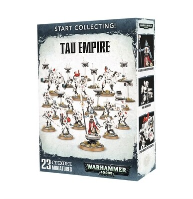 Start Collecting: T'au Empire