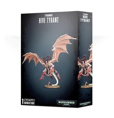 Tyranid Hive Tyrant / Swarmlord