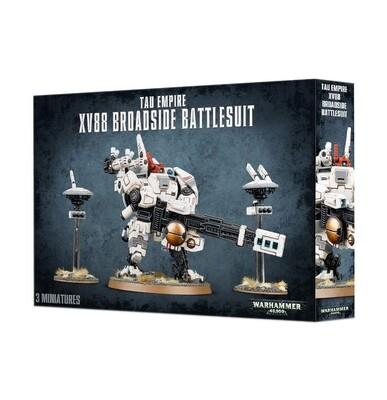 T'au Empire XV88 Broadside Battlesuit