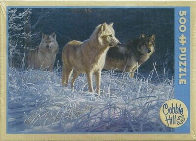 White Gold Wolves