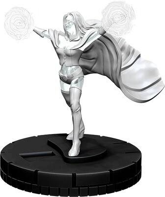 Marvel HeroClix:  Unpainted Miniatures - Emma Frost