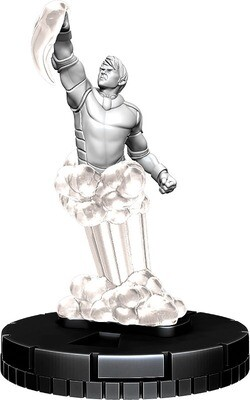 Marvel HeroClix:  Unpainted Miniatures - Cannonball