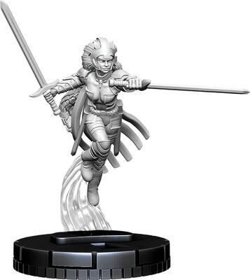 Marvel HeroClix:  Unpainted Miniatures - Warbird
