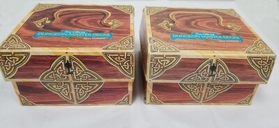 AD&D: Dungeon Master Decks (used)