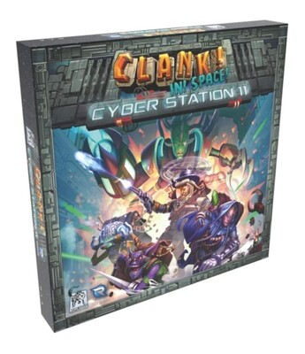 Clank! In Space: Cyber Station 11