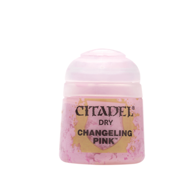 D Changeling Pink