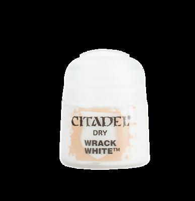 D Wrack White