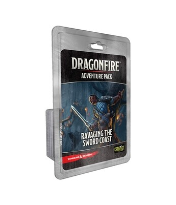 Dragonfire: Adventure Pack: Ravaging The Sword Coast