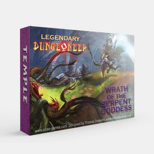 Dungeoneer (Legendary): Wrath Of The Serpent Goddess
