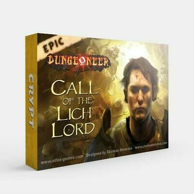 Dungeoneer (Epic): Call Of The Lich Lord