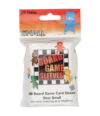 Board Game Sleeves: Small 44x68mm (100ct)