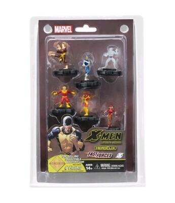 HeroClix: X-Men Xaviers School Fast Forces