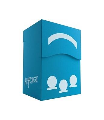 KeyForge: Gemini Deck Box - Blue