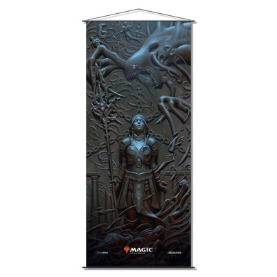 Magic the Gathering: Theros Beyond Death Wall Scroll - Elspeths Nightmare