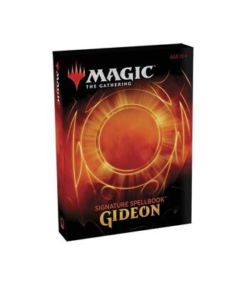 MtG: Signature Spellbook: Gideon